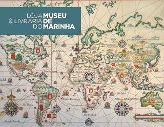 Loja do Museu de Marinha